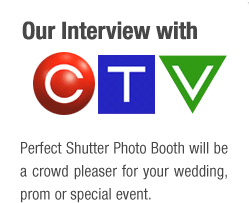 Perfect Shutter's Interview with CTV